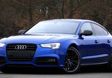Voiture allemande Audi